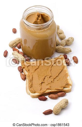 Peanut butter - csp1861543