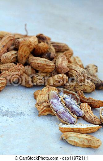 Peanuts - csp11972111