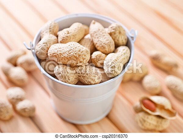 peanuts - csp20316370