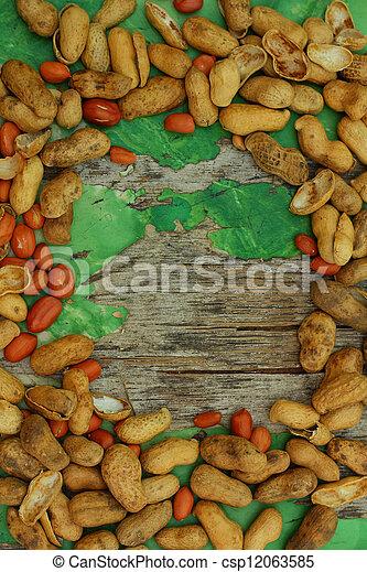 Peanuts - csp12063585