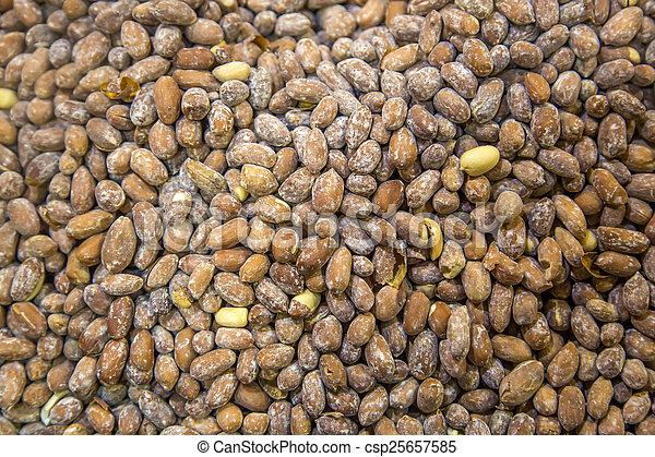 Peanuts - csp25657585