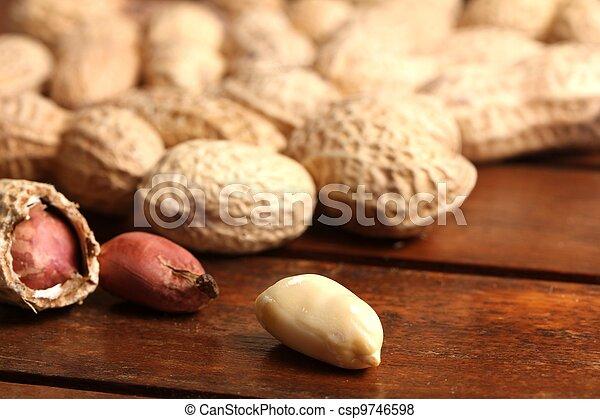 peanuts - csp9746598