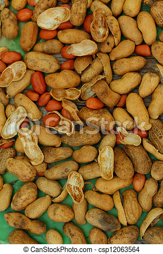Peanuts - csp12063564
