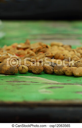 Peanuts - csp12063565