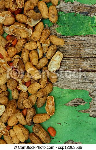 Peanuts - csp12063569
