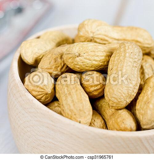 peanuts - csp31965761
