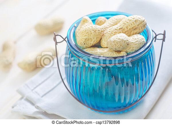 peanuts - csp13792898