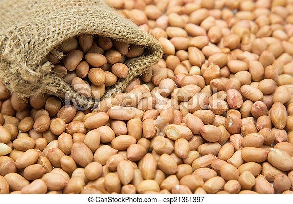 Peanuts - csp21361397