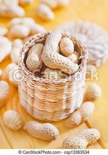 peanuts - csp13363534