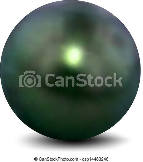 Pearl. Vector - csp14483246