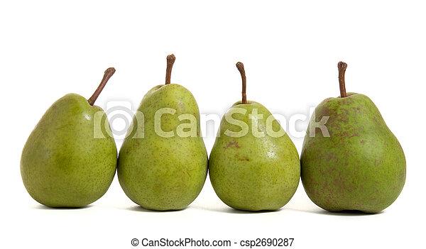 pears - csp2690287