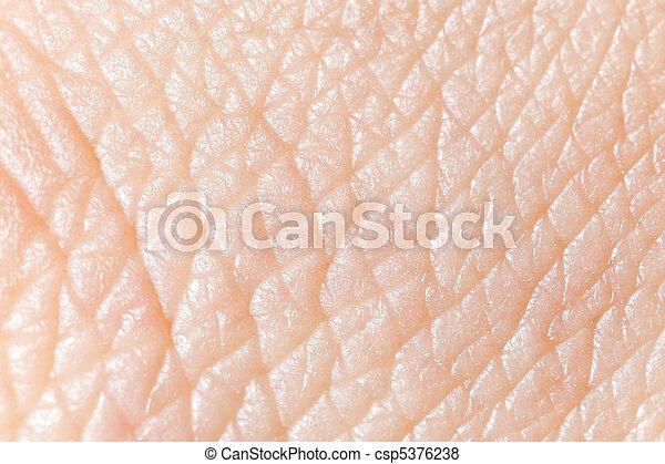peau humaine - csp5376238