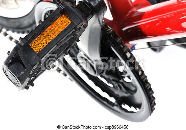 pedaal, fiets - csp8966456
