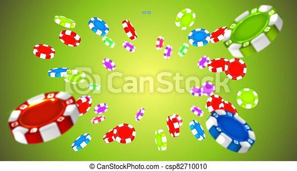 pedacitos, casino, juegos, ruleta, póker - csp82710010