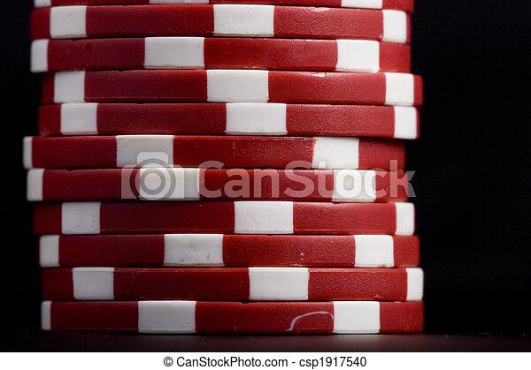 Chips de casino - csp1917540