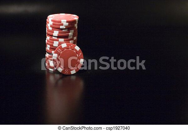 Chips de casino - csp1927040