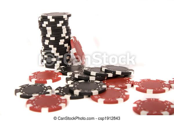 Chips de casino - csp1912843