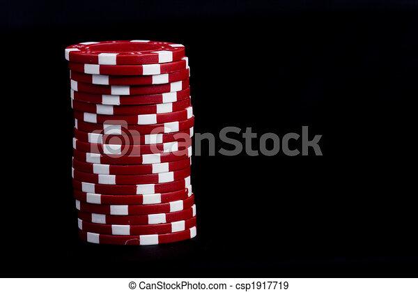 Chips de casino - csp1917719