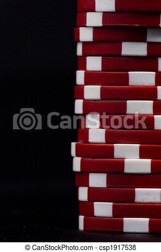 Chips de casino - csp1917538