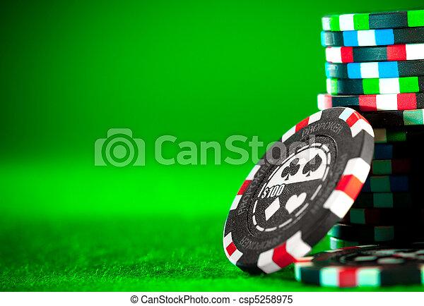 Chips de juego - csp5258975