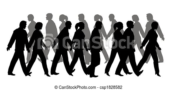 pedestrian silhouette clip art search illustration drawings and rh canstockphoto com Traffic Clip Art Seat Belt Clip Art