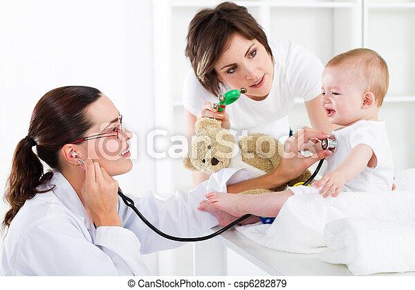 pediatric care - csp6282879