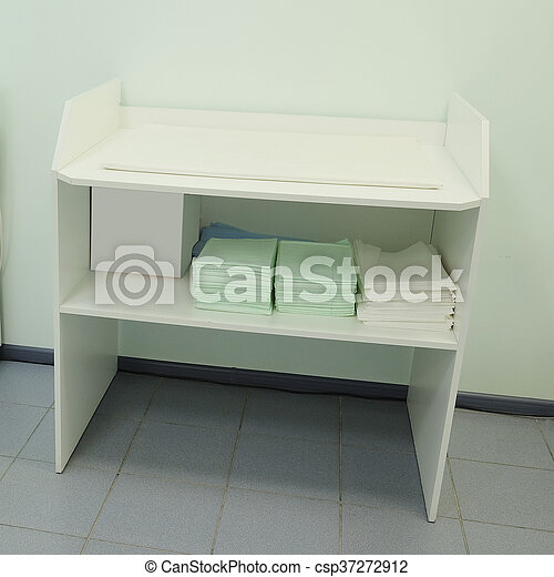 pediatrician office - csp37272912