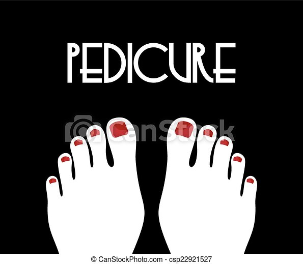 pedicure concept vector illustration search clipart drawings and rh canstockphoto com pedicure clipart free pedicure cartoon clipart