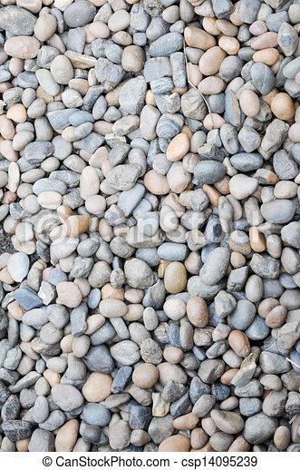 pedra, chão - csp14095239