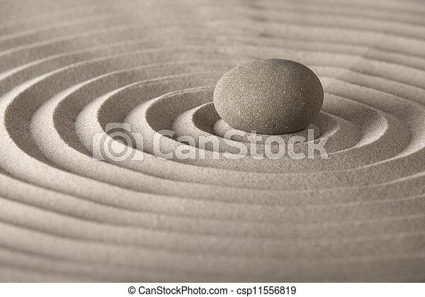 pedra, relaxamento - csp11556819