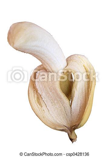 peeled banana - csp0428136