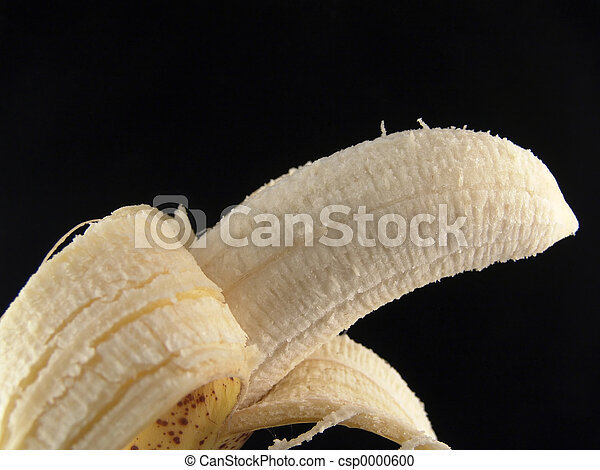 Peeled Banana - csp0000600
