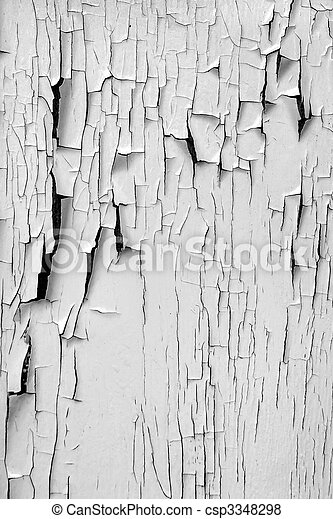 Peeling Paint - csp3348298