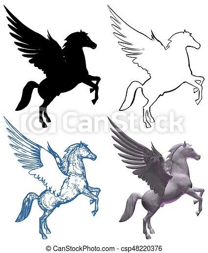 pegasus horse with wings vect pegasus horse with wings pegasus clipart free pegasus clipart vector