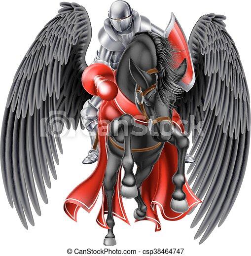 Pegasus Knight - csp38464747