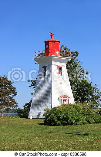 P.E.I. lighthouse - csp10336598