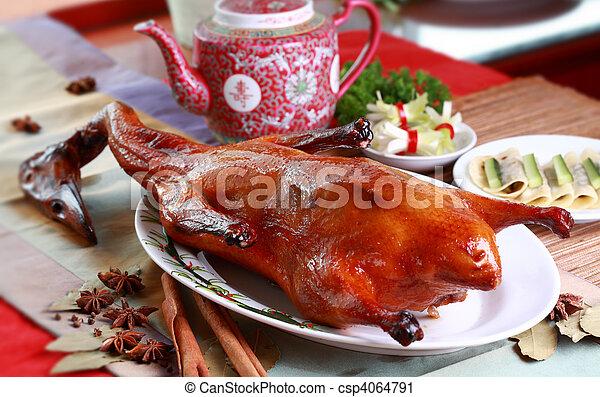 Peking Duck - csp4064791