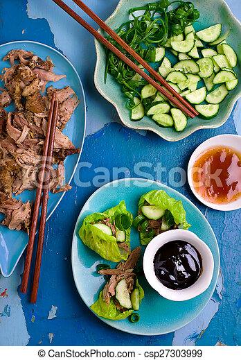 Peking Duck - csp27303999