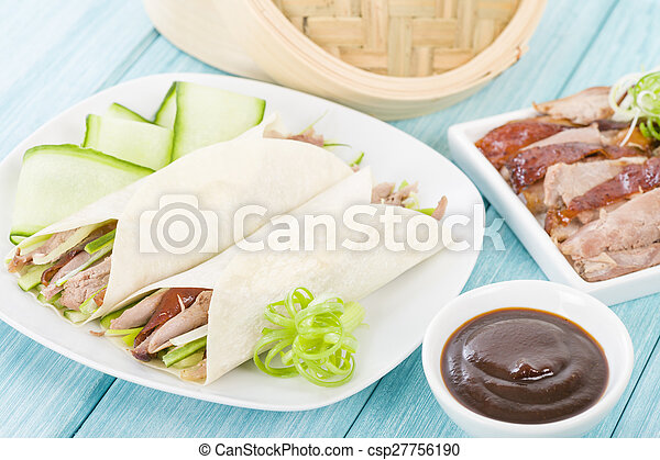 Peking Duck - csp27756190