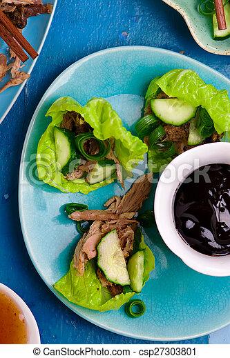 Peking Duck - csp27303801
