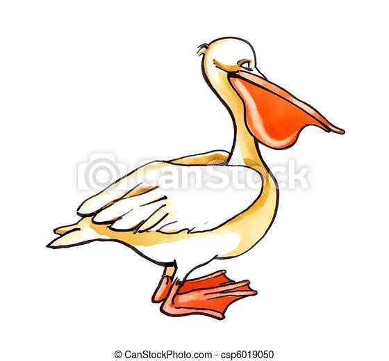 Pel cano ilustraci n - Fotos de pelicanos ...
