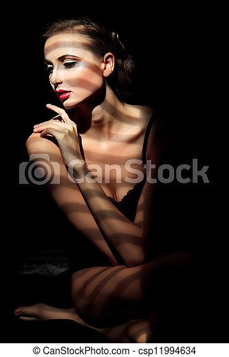 pelado, beleza - csp11994634