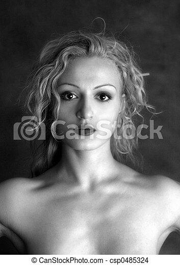 pelado, retrato - csp0485324