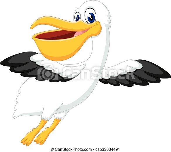 pelikan - csp33834491