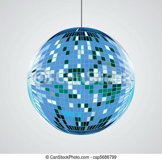 Bola de Disco - csp5686799