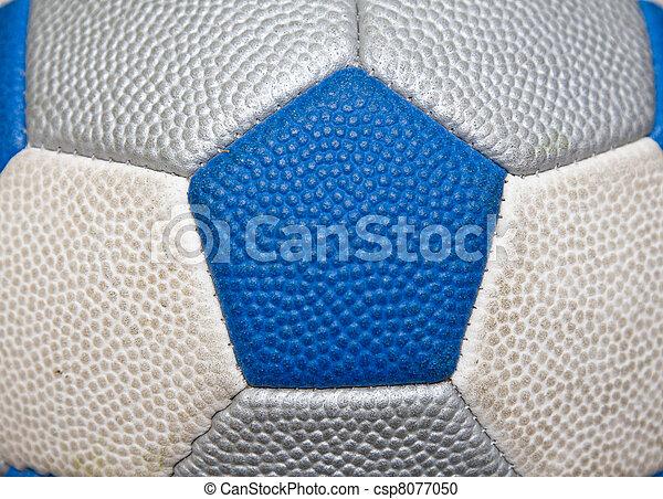 Bola de fútbol - csp8077050