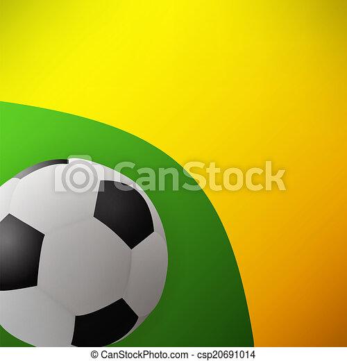 Bola de fútbol - csp20691014