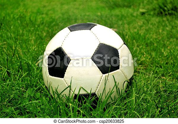 Bola de fútbol - csp20633825
