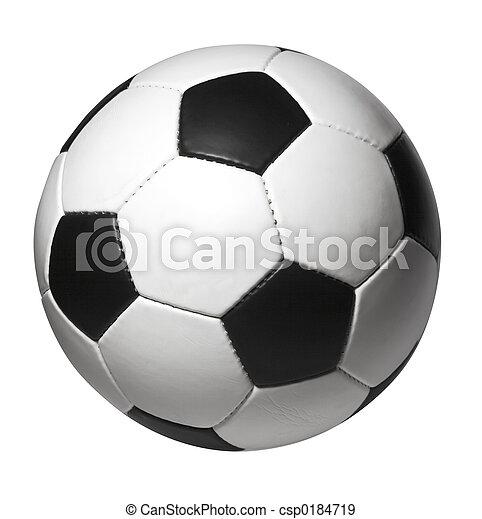 Bola de fútbol - csp0184719