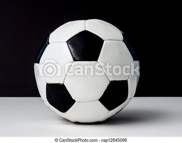 Bola de fútbol - csp12845098